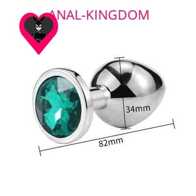 Big Diamond emerald plug