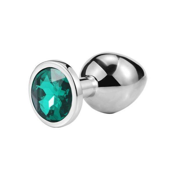 Diamond emerald plug