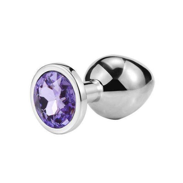Light Purple Diamond Plug