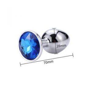 Little Blue Diamond Plug