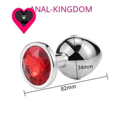 Red diamond plug