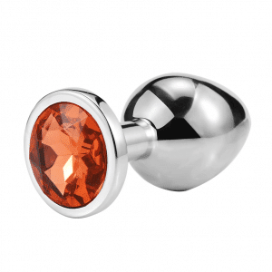 Orange diamond plug