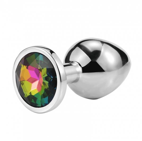 Rainbow diamond plug